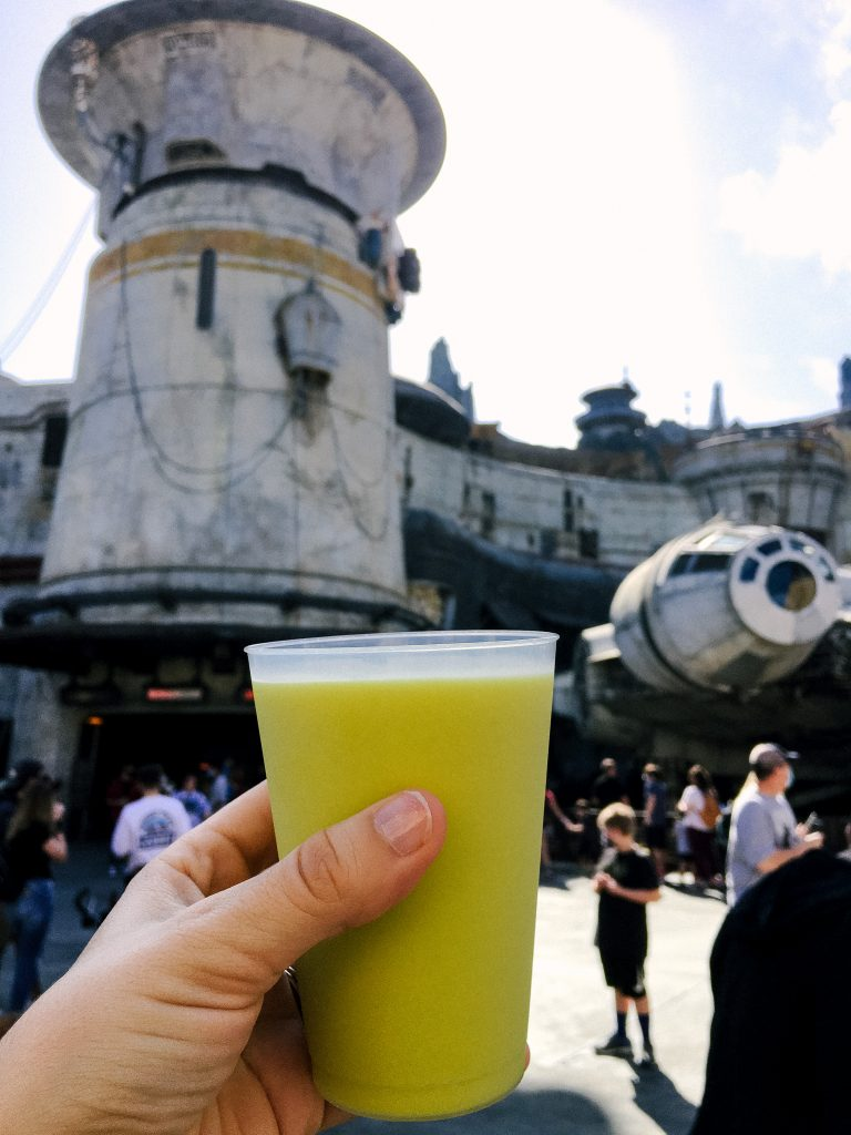 Galaxy's Edge vs. The Wizarding World of Harry Potter