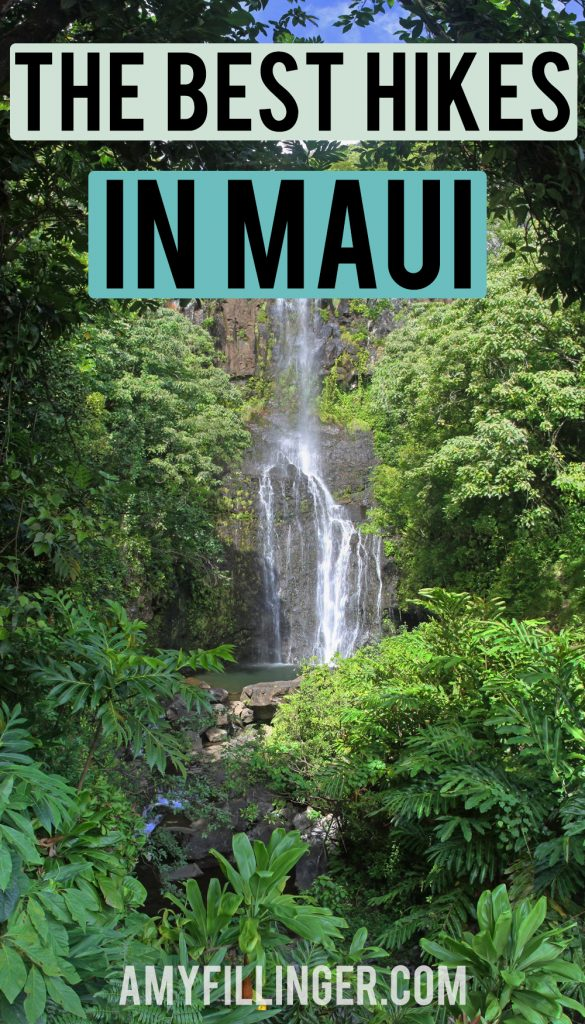the best hikes in Maui